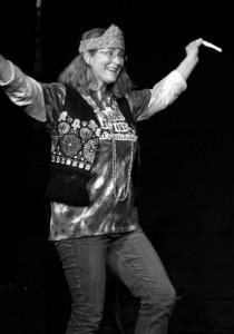 Elizabeth Heffron, Hollins, Summer, 2013